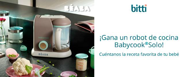 Sorteo babycook solo de b aba beb sbeb s - Robot de cocina newchef ...