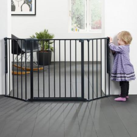 Barreras de seguridad para puertas y escaleras beb sbeb s - Barreras seguridad escaleras ...