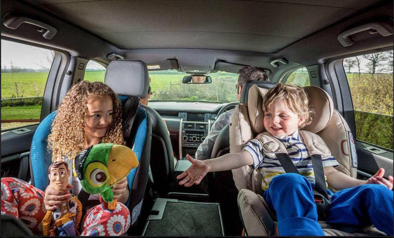 Tienes dudas sobre la normativa i size inf rmate bien for Sillas de automovil